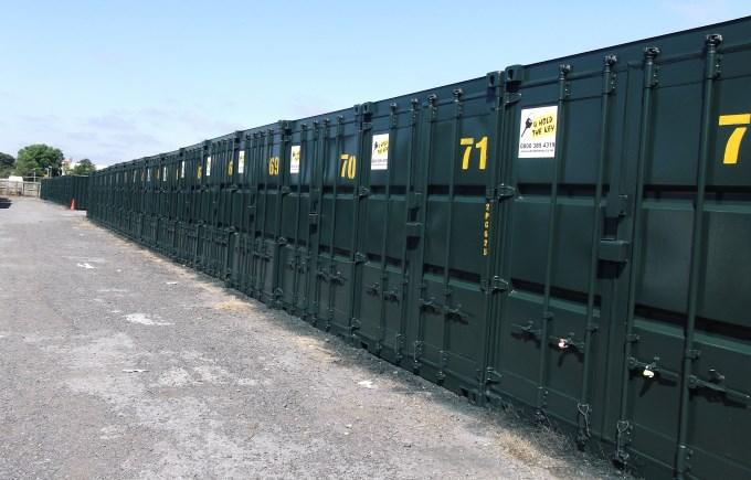 Self Storage Middlesbrough Middlesbrough Storage By U