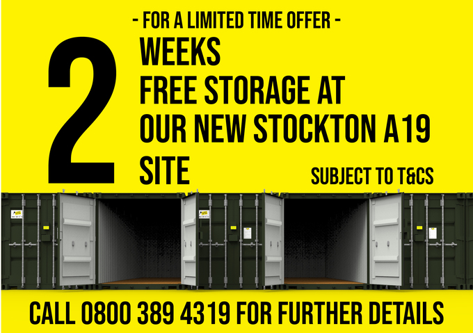 Stockton A19 Offer